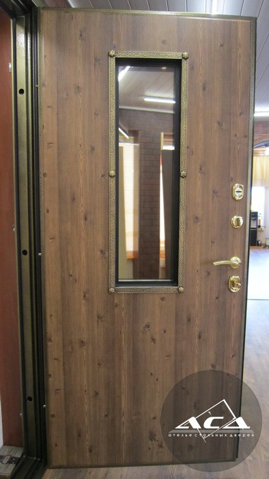 продажа и установка металлических уличных дверей