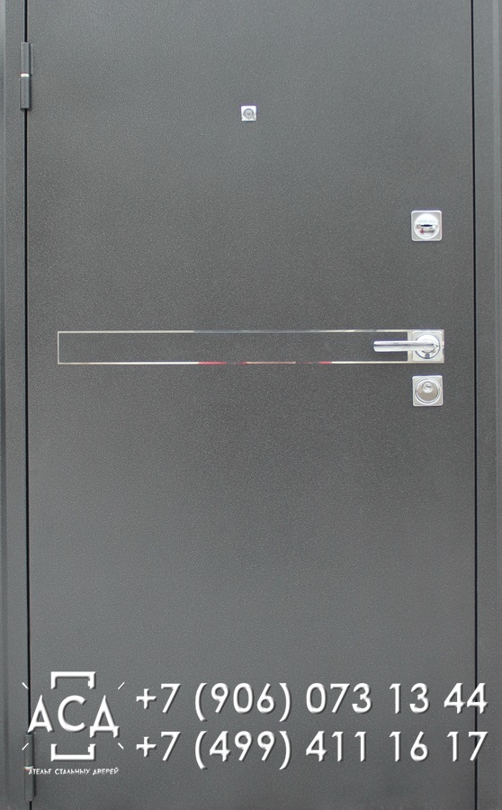 Рапродажа металлических дверей