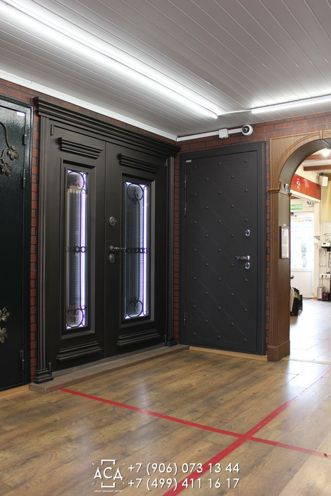 Распродажа выставочных дверей
