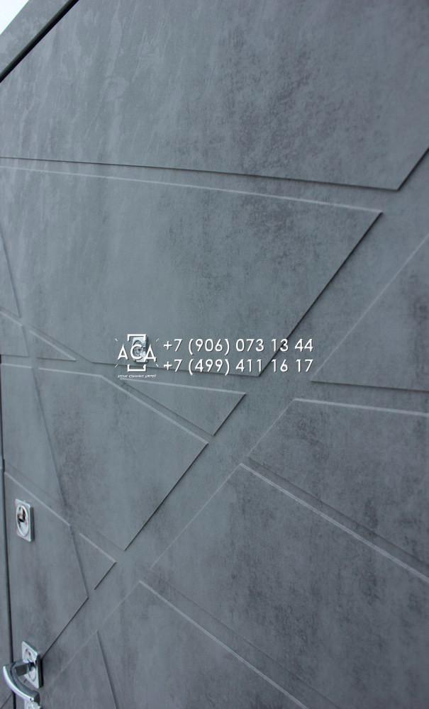 Завод по производству дверей